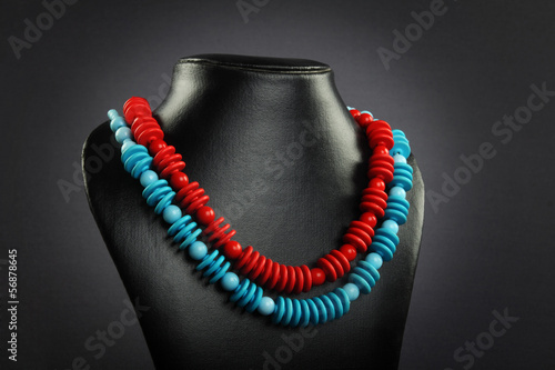 Indian handmade woman necklace