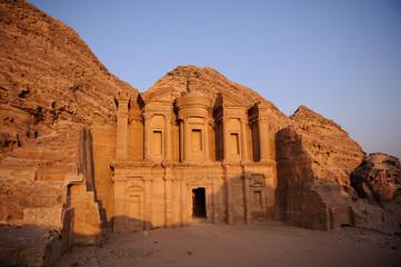Petra - Jordan - The Monastery - Ad Deir