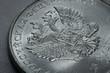 Серебрянная монета