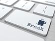 Keyboard with Break Button. - 56885471