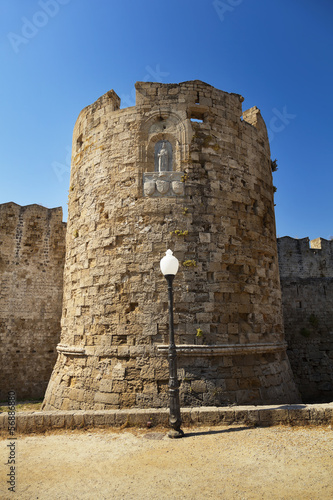 fortress of Rhodes