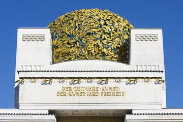 Wiener Secessionsgebäude - Detail