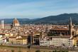 Florence Lungarno, Basilica Di Santa Croce And  Duomo
