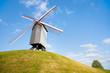 Windmill in Bruges, Belgium - 56892461