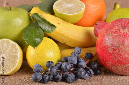 background fruit