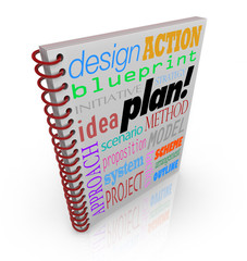 Plan Strategy Book Cover Business Planning