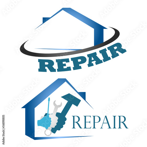 design for repair of houses