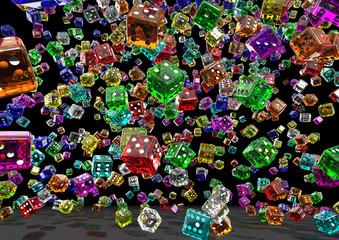Spielhalle und Glücksspiel