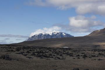 Monte Herdubreid Islanda