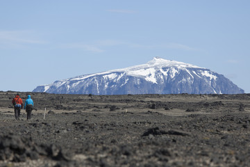 Herdubreid, islanda