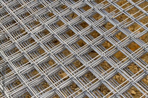 Stahlmatten - Baustahl