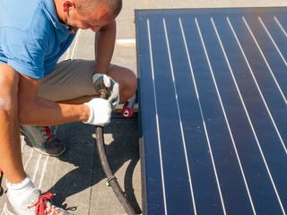 istallazione pannelli solari