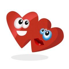 cuore doppio