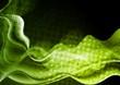 Grunge waves vector elegant background