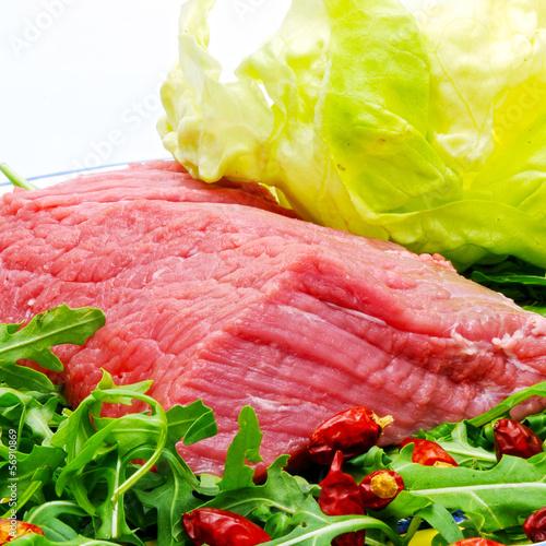 Fototapeten,kräuter,essen,rösten geröstet,steak