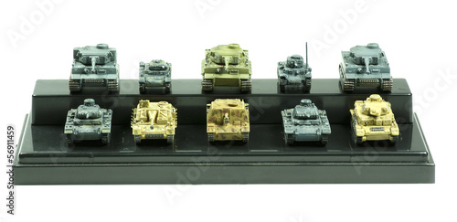 Army Tanks Collection