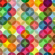 colorful circles abstract texture, background