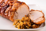 Roast Pork and stuffing