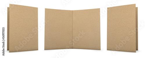 Recycled folder