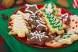 Christmas cookies - 56918441