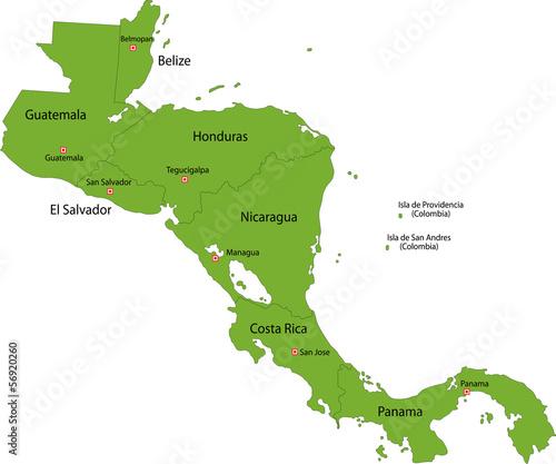 Green Central America