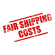 stamp fair shipping costs I