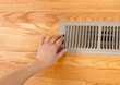 Opening up Floor Vent Heater - 56922809