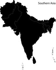 Black Southern Asia