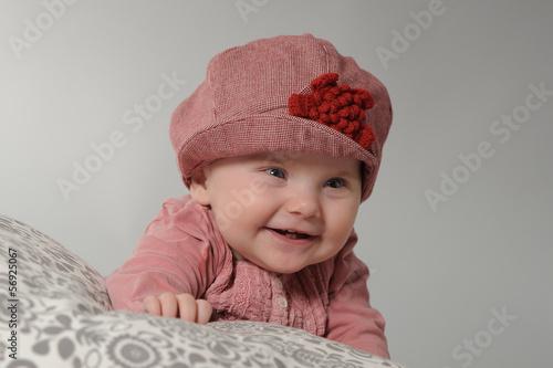 Fototapeten,baby,baby,mädchen,mütze