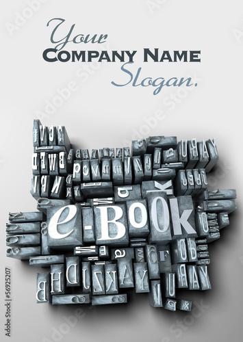 e-book in typescript letters