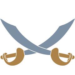 2 Saber Swords