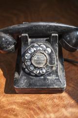 Antique Rotary Telephone