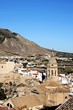 Church and town, Loja, Andalusia © Arena Photo UK