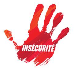 non à l'insécurité