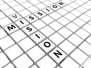 Vision mission