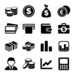 Money icon set - 56941053