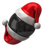 Illustration of christmas icon