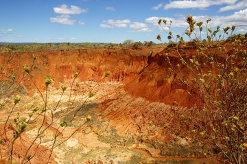 Canyon tsingy madagascar