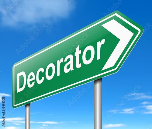 Decorator concept.