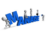 Manage Characters Shows Managing Management And Leadership