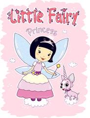 Little Fairy Princess