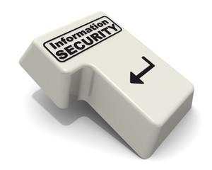 Информационная безопасность. Клавиша ВВОД клавиатуры