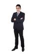 Confident modern businessman 1