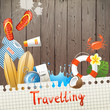 Travelling background