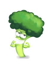 Strong broccoli
