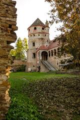 The Bethlen Castle, Cris, Romania