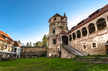 The Bethlen Castle, Cris, Romania