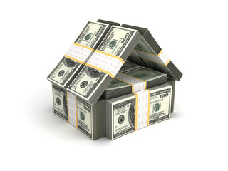 Real Estate Concept Dollar
