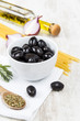 Black Olives arrangement
