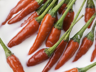 Peperoncini rossi